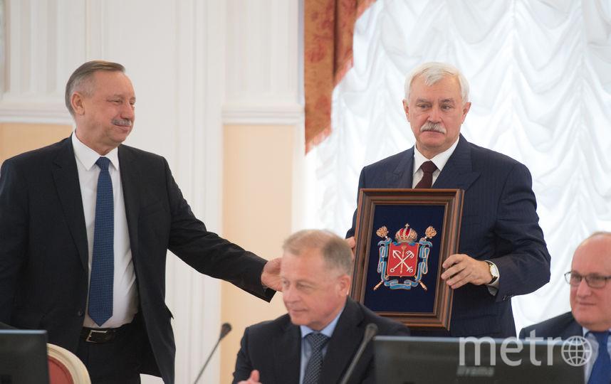 """Александр Беглов рассказал, кому собирать вещи. Фото Святослав Акимов, """"Metro"""""""