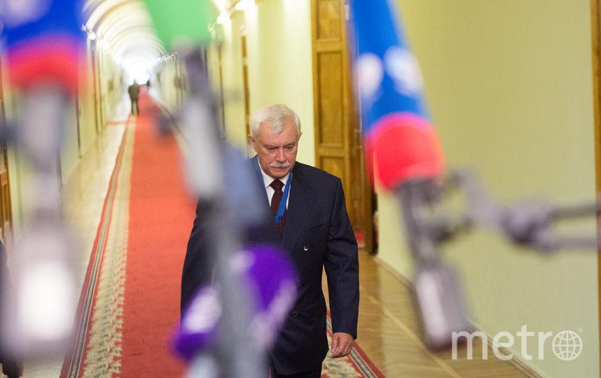 """Георгий Полтавченко. Фото Святослав Акимов, """"Metro"""""""