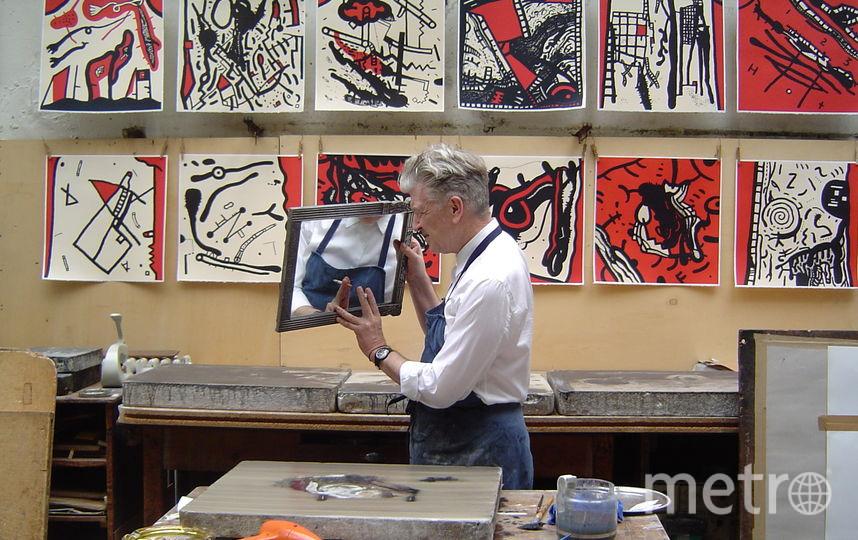 11. Выставка литографий Дэвида Линча. Фото Предоставлено организаторами