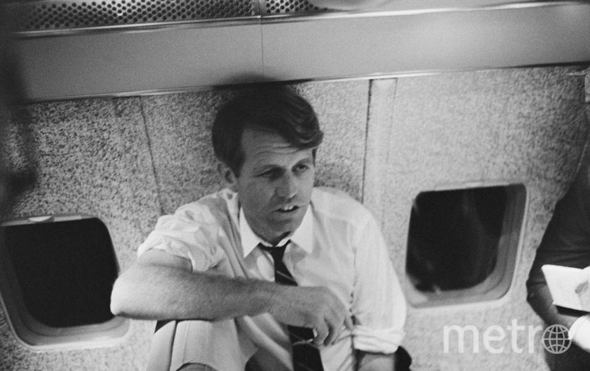 Роберт Кеннеди. Фото Getty