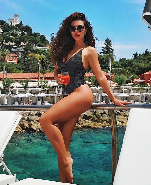 Анна Седокова. Фото Скриншот Instagram: annasedokova
