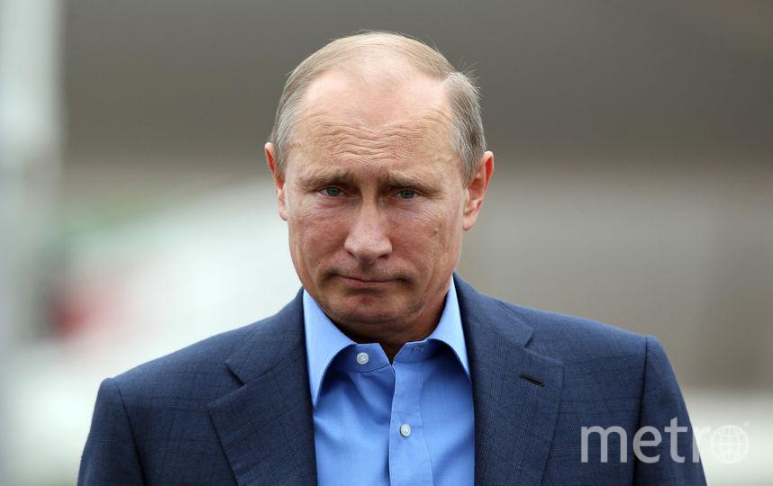 Владимир Путин, фотоархив. Фото Getty