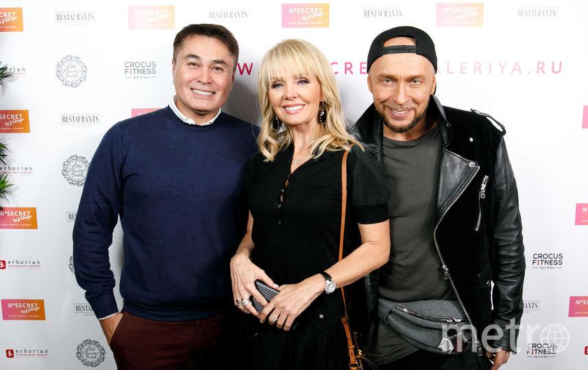 Арман Давлетьяров, Валерия и Игорь Гуляев. Фото Предоставлено организаторами мероприятия.