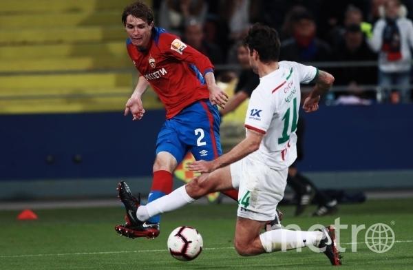 Локомотив выиграл у ЦСКА. Фото РИА Новости