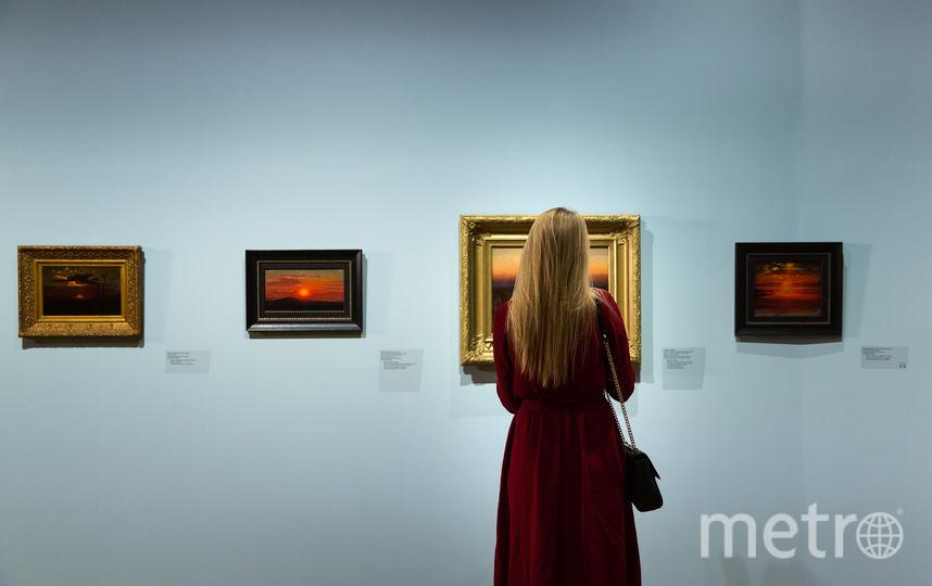 Шедевры Куинджи можно увидеть в Третьяковской галерее на его персональной выставке. Фото Предоставлено организаторами