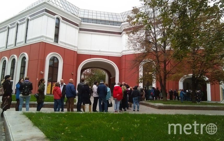 Шедевры Куинджи можно увидеть в Третьяковской галерее на его персональной выставке. Фото Дмитрий Роговицкий