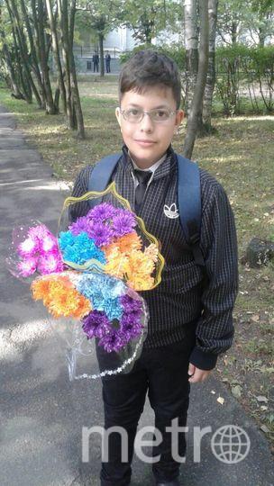 "Максим - ученик 4-го класса.. Фото Хачатрян Лариса Викторовна, ""Metro"""