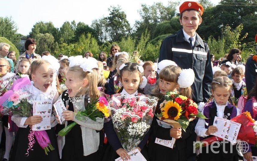 """смотреть на двух девочек слева. Фото Денисова Мария Викторовна, """"Metro"""""""