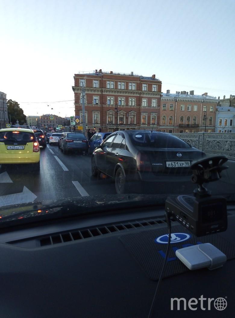 Благовещенский мост. Фото ДТП и ЧП | Санкт-Петербург | Питер Онлайн | СПб, vk.com