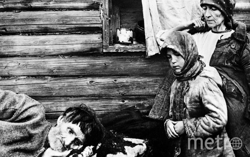 Голодомор. Фото РИА Новости