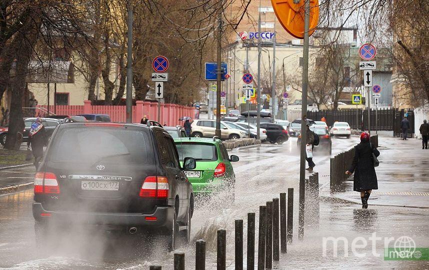 Заморозки до минус 2 градусов ожидают Подмосковье. Фото Василий Кузьмичёнок