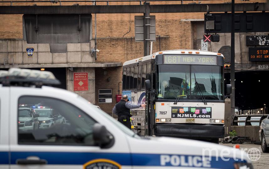 В штате Нью-Йорк произошла страшная авария с лимузином. Фото Getty