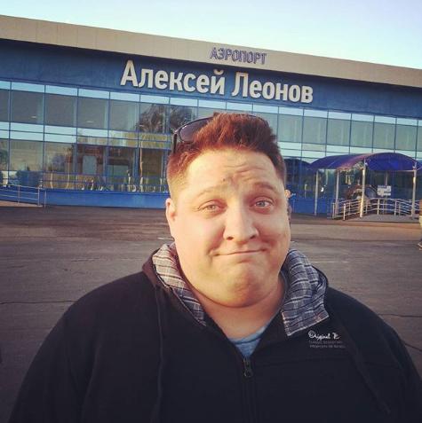 Юморист и актёр Роман Попов. Фото www.instagram.com/romapopoff