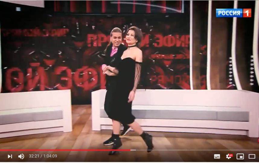 Скриншот видео YouTube / Пусть говорят (Прямой эфир). Фото Скриншот Youtube