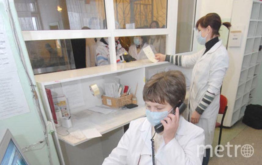 """Оптимизация системы здравоохранения привела к тому, что больницы не вмещают всех больных. Фото """"Metro"""""""