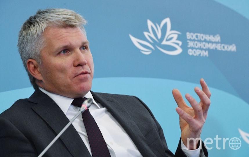 Павел Колобков. Фото РИА Новости