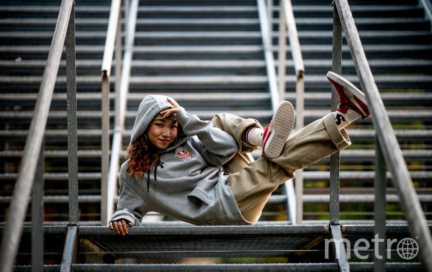 Первая b-girl, завоевавшая титул чемпиона BC One. Эми из Японии. Фото Предоставлено Red Bull
