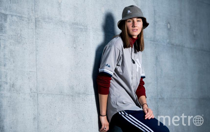 Российская b-girl Kastet. Фото Предоставлено Red Bull