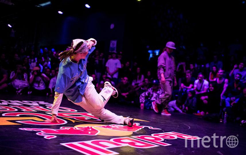 B-girl Kastet. Фото Предоставлено Red Bull
