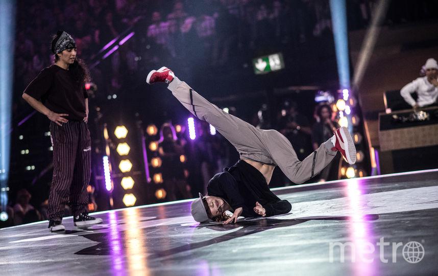 Эми в финале BC One-2018 в Цюрихе. Фото Предоставлено Red Bull