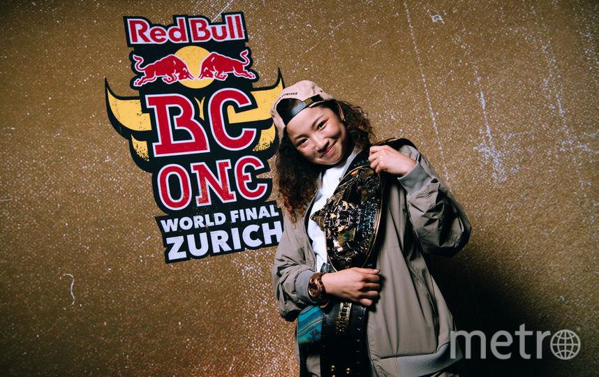 Чемпион BC One-2018 среди женщин Эми. Фото Предоставлено Red Bull
