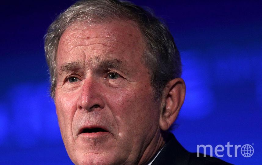 архивные фото. Джордж Буш. Фото Getty