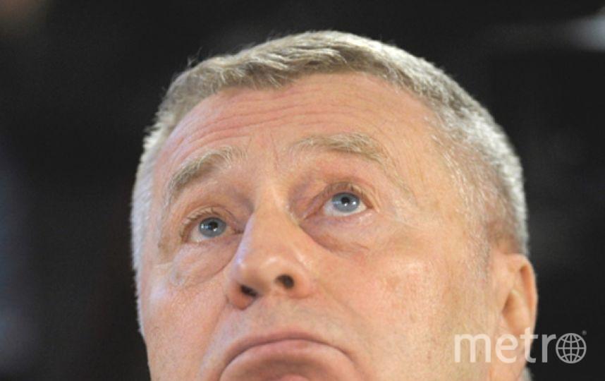 Владимир Жириновский. Фото архив, Getty