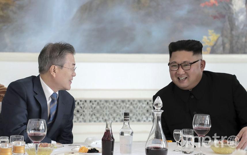 Ким Чен Ын пригласил папу римского Франциска в Северную Корею. Фото Getty