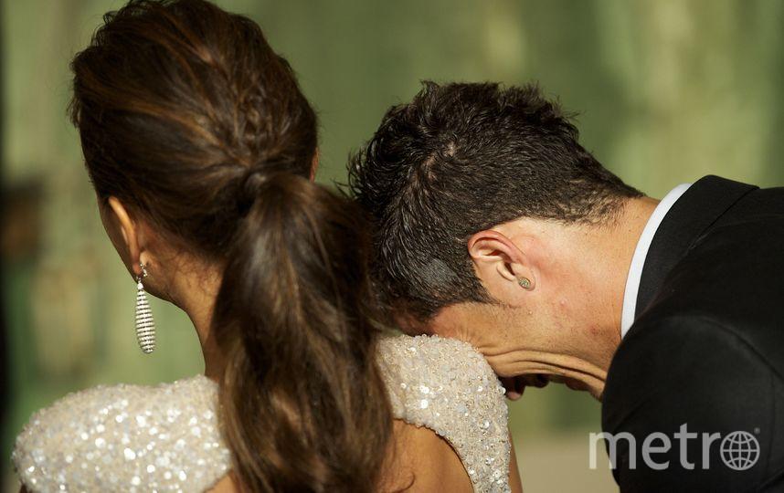 Криштиану Роналду и Ирина Шейк. Фото Getty