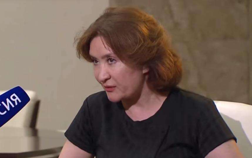 Судья Елена Хахалева. Фото Скриншот Youtube