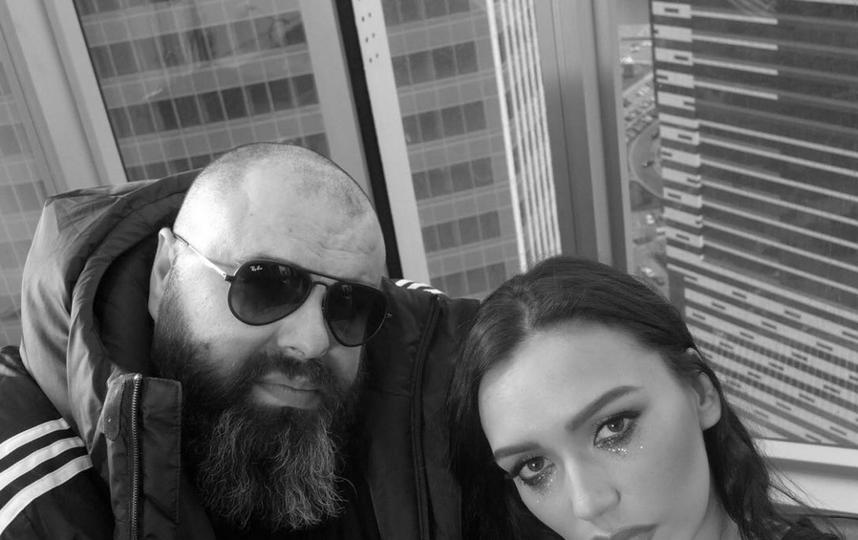 Максим Фадеев и Ольга Серябкина. Фото Скриншот Instagram: @fadeevmaxim