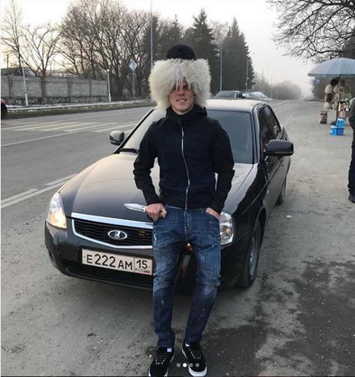 Александр Кокорин. Фото Instagram