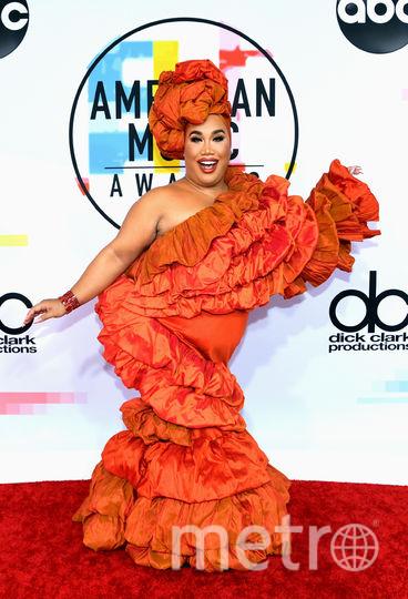 Карди Би на вручении American Music Awards-2018. Фото Getty