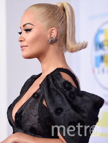 Рита Ора на вручении American Music Awards-2018. Фото Getty