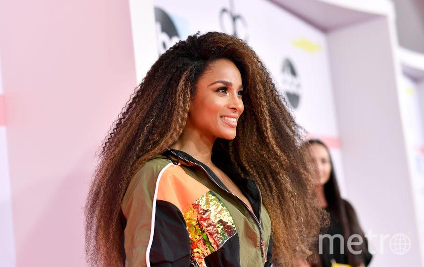 Сиара на вручении American Music Awards-2018. Фото Getty