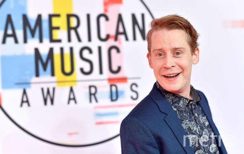 Маколей Калкин на вручении American Music Awards-2018. Фото Getty