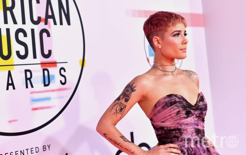 Холзи на вручении American Music Awards-2018. Фото Getty