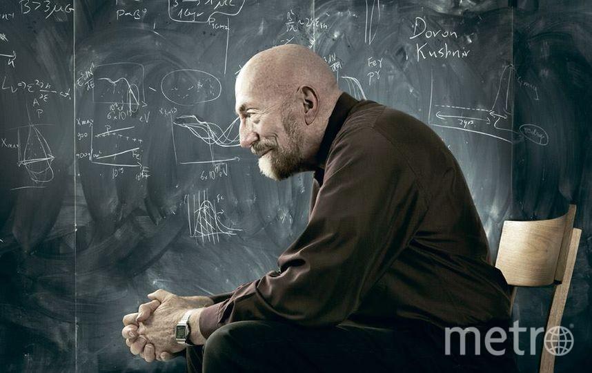Мистер Торн – один из главных популяризаторов изучения Вселенной. Фото NAUKA 0+