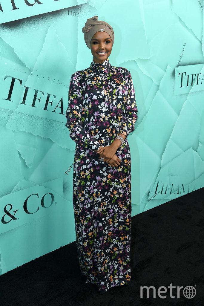 Гости вечеринки Tiffany & Co. Фото Getty
