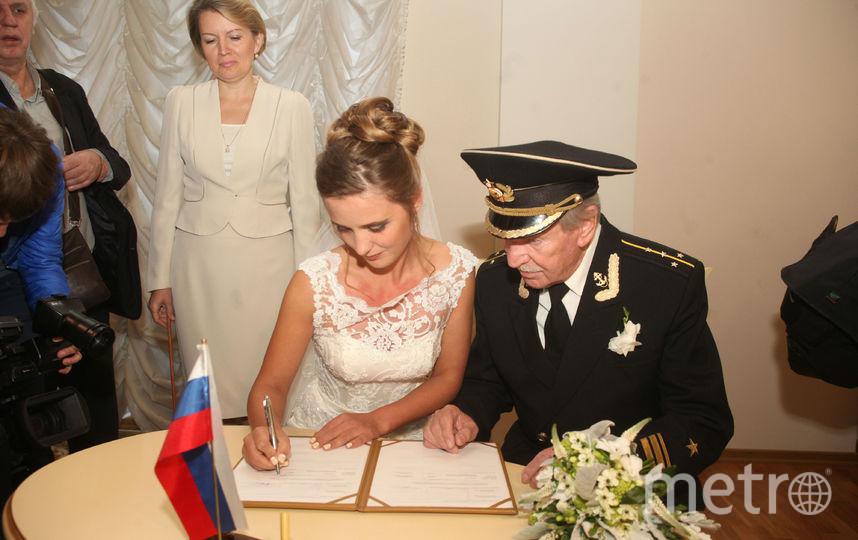 """Архив фото со свадьбы в 2015-м году. Фото """"Metro"""""""