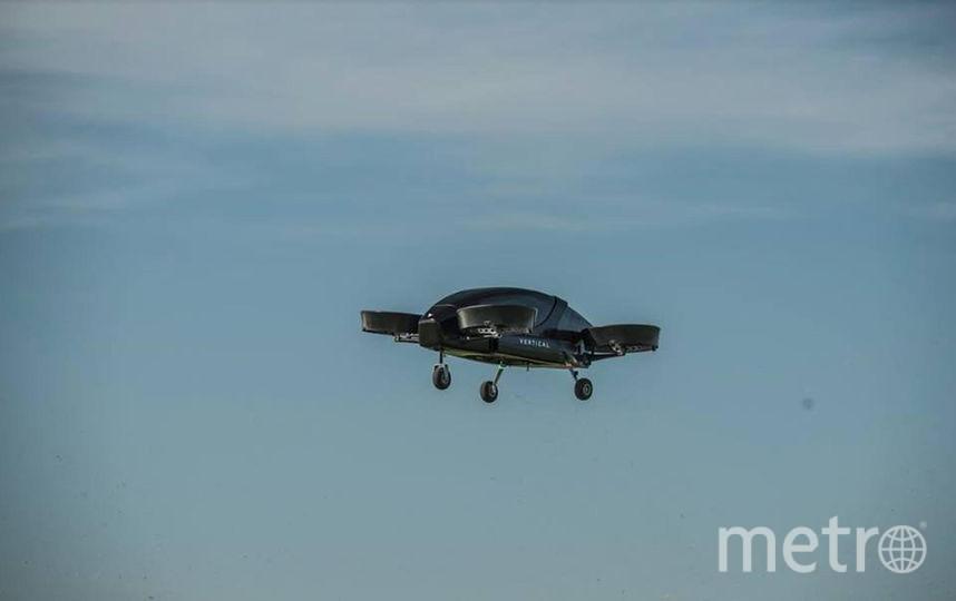 Модели не будут беспилотными. Фото Vertical Aerospace