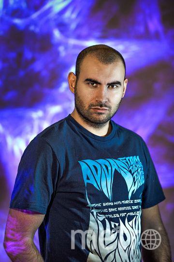 Лев Киселёв (RE-pac). Фото Фото предоставлено организаторами