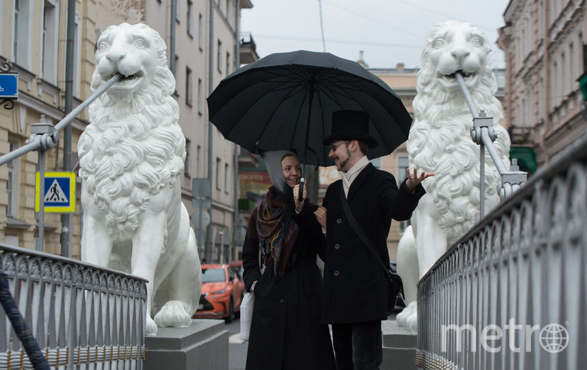 """Львиный мост. Фото Святослав Акимов, """"Metro"""""""