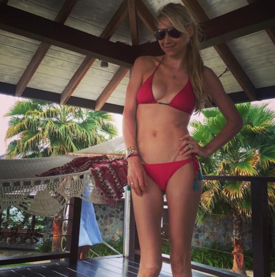 Анна Курникова. Фото Скриншот Instagram/annakournikova