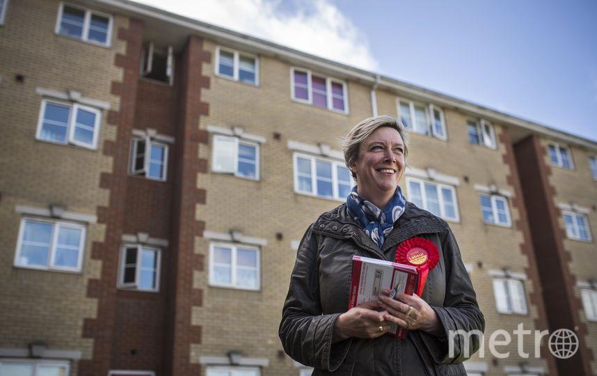 Джеки Дойл-Прайс стала первым в мире министром по предотвращению самоубийств. Фото Getty