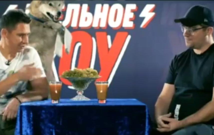 Тимур Батрутдинов и Гарик Харламов. Фото Скриншот YouTube, Скриншот Youtube
