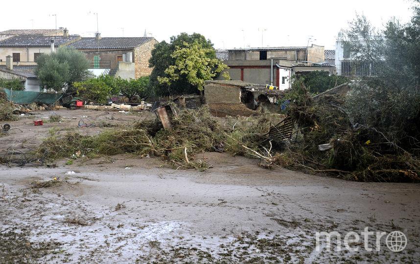 На Майорке страшное наводнение. Фото AFP