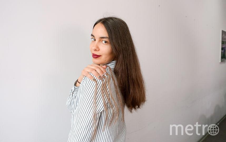 Мария Беленькая. Фото Павел Киреев