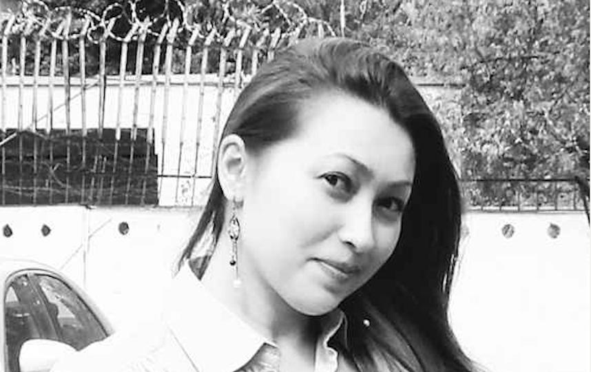 """Регина Утяшева (Лутс), редактор Metro, которая переехала в Голландию. Фото """"Metro"""""""
