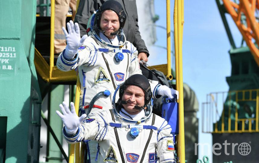 Перед стартом ракеты-носителя. Фото РИА Новости